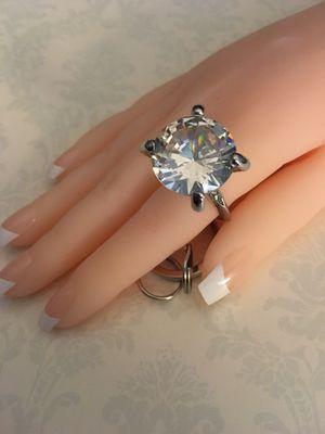 Diamond Ring Keychain for Sale in Warren, MI