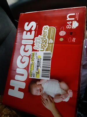 Huggies newborn for Sale in Houston, TX