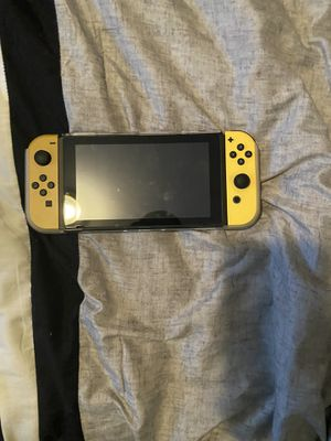 Nintendo switch pokemon pikachu evee special edition for Sale in Houston, TX