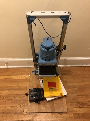 Beseler 23c Black and White Photo Enlarger for Sale in Seattle, WA
