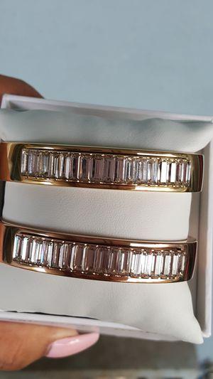 New Authentic Michael Kors Women's Bedazzled Bracelets 🌹🌷🌹🌷🌹 for Sale in Montebello, CA