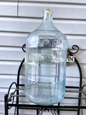 Vintage 5 Gal CRISA Jug Made in Mexico for Sale in Mount Holly, NC