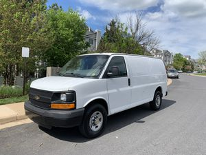 2015 Chevy Express G2500 Work Van 85.000 Miles 1-Owner for Sale in Fairfax, VA