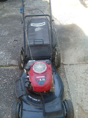 Craftsman lawn mower for Sale in Verona, PA