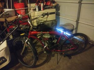 Beach cruiser motor bike for Sale in Irving, TX
