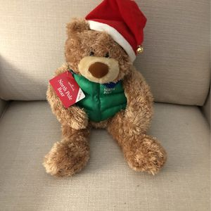 Hallmark Christmas Teddy Bear for Sale in Boynton Beach, FL