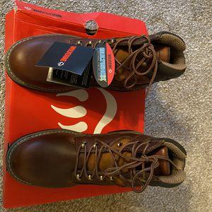 "Wolverine 6"" Brown Raider Multishox Boots for Sale in Montgomery, NJ"