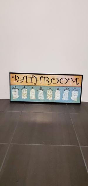 Bathroom Picture for Sale in Stockton, CA