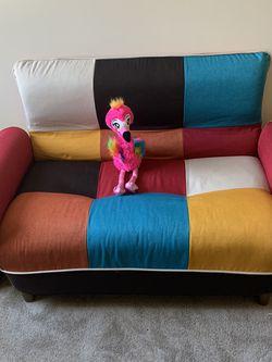 Multicolored Children Futon Couch for Sale in Westlake,  OH