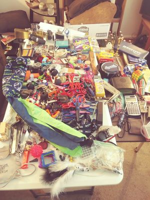 HUGE! JUNK DRAWER LOT FOR SALE for Sale in Pasco, WA