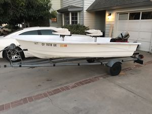 Sears 12ft fishing boat for Sale in Lake Elsinore, CA