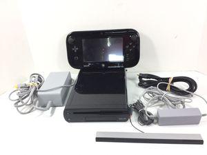 Nintendo Wii U 32GB Console Complete for Sale in Auburn, WA
