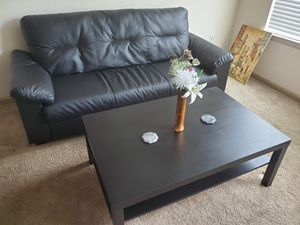MOVING SALE! Couch and coffee table for Sale in Capitol Heights, MD