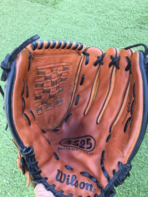 "Wilson Softball Leather Glove 14"" for Sale in Fresno, CA"