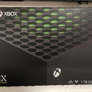 XBox Series X 1 TB Black Gaming Console for Sale in Miami, FL