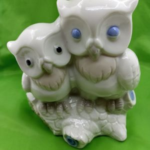 Ceramic Owl Sculpture for Sale in Waterbury, CT