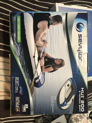 Inflatable boat for Sale in Garland, TX