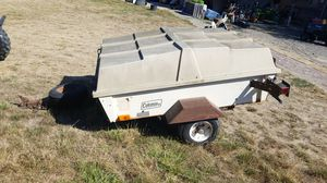 Coleman enclosed trailer for Sale in Oregon City, OR