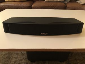 Bose VCS-10 Center channel Speaker for Sale in Tampa, FL