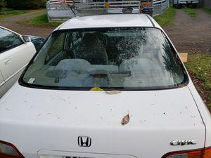 2000 Honda Civic 4 door for Sale in Bremerton, WA