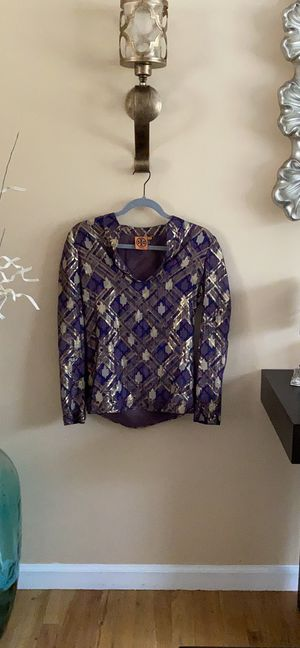 Tory Burch Glammed Blouse for Sale in Norwalk, CT