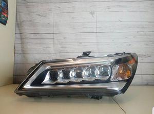 2015 acura mdx driver side Headlight OEM good condition no broken parts for Sale in San Jose, CA