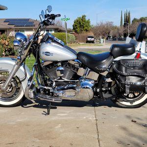 2005 Harley Davidson Heritage Softail for Sale in Fresno, CA