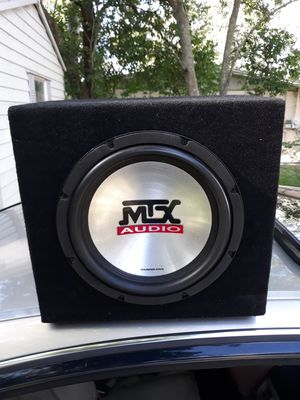 """10"""" Mtx Sub w/ sealed box for Sale in Tampa, FL"""