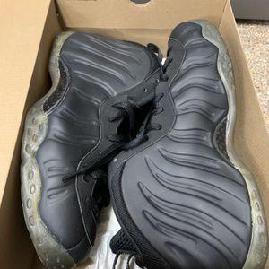 Air Foamposite One Stealth Size 10.5 for Sale in Briarcliff Manor, NY