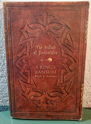 A King's Ransom : The Ballad of penumbria for Sale in Oklahoma City, OK