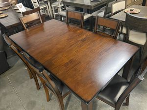 Brand New Dining room tables 50-70%off Retail Pricing!!! for Sale in Chico, CA