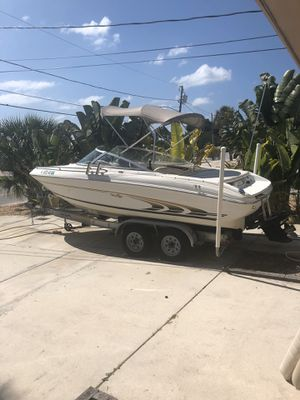 1998 Sea Ray 190 with Trailer for Sale in St. Pete Beach, FL