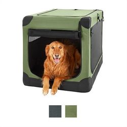 Dog Crate Kennel - Soft Side Collapsible (Brand New In Box) for Sale in Claremont,  CA