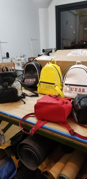 Brand New Guess Mini Backpacks for Sale in Los Angeles, CA