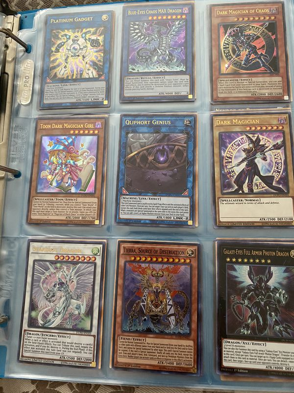 Legendary Yugioh collection
