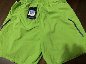 New Nike Running Shorts Size Medium for Sale in Missouri City, TX