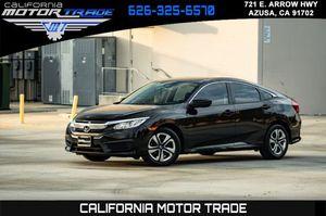2017 Honda Civic Sedan for Sale in Azusa, CA
