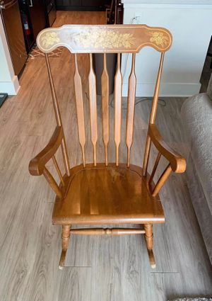 Antique Rocking chair from Yugoslavia for Sale in Tampa, FL