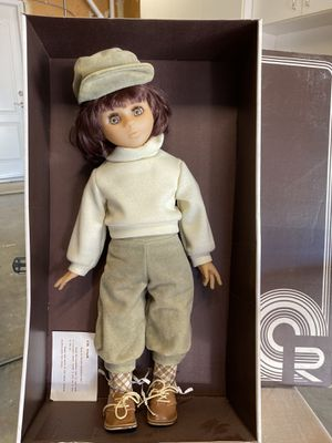 CR Club-France Vintage Clement Doll for Sale in Belmont, CA