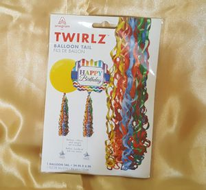 Twirls Balloon Tail for Sale in Patterson, CA