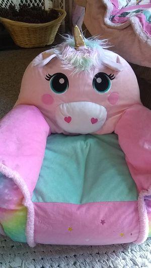Unicorn baby chair for Sale in Chehalis, WA