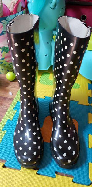 Rain boots for Sale in Ingleside, IL