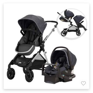 Evenflo Pivot Expand Travel System for Sale in La Mesa, CA