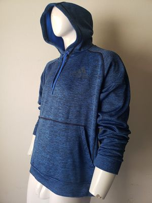 Men's Adidas Blue Hoodie Pullover Size XL for Sale in West Covina, CA