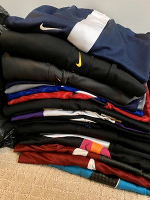 Lot of Nike/Under Armour Gear Shorts, Pants, & Hoodies for Sale in Alexandria, VA