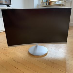 Samsung 27 Inch Curved Monitor for Sale in New York, NY