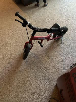 Mini glider balance kids bike for Sale in Savage, MD