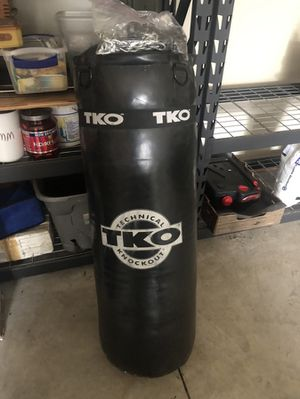 TKO Punching Bag for Sale in Buckley, WA