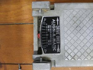 Vintage alignment tool and hole punch for Sale in Knoxville, TN