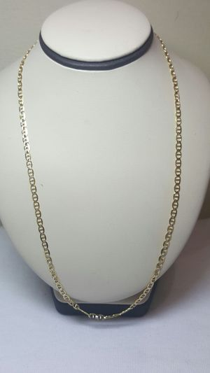 10k yellow gold italy chain for Sale in Philadelphia, PA